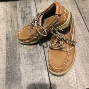 Little Boys Size 12.5 Highland Boat Shoes